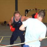 Der  Boxprofi aus dem Saarland – Uwe Lorch