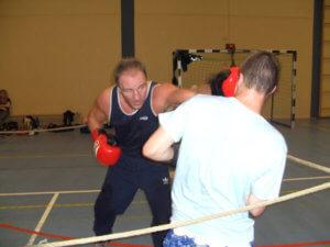 Boxer Uwe Lorch (Foto: Markus Schaaf)