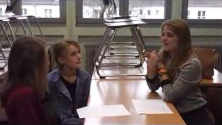 Interview of our teaching assistant from New Zealand