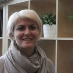 Mme Roig, professeure d'anglais et globe-trotteuse