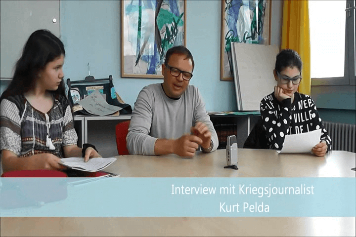 Interview mit Kurt Pelda