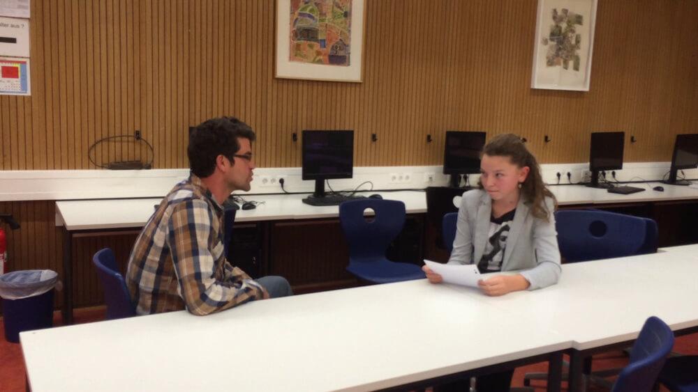 Interview avec Monsieur Mairel