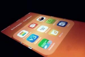 Schul Apps - Icons, Fabius Leibrock