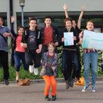 Le prix des meilleurs jeunes journalistes de Sarre remporté par Camäléon