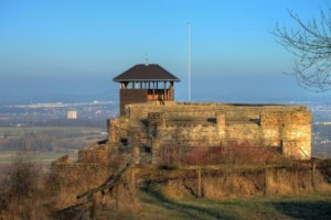 Teufelsburg in Felsberg