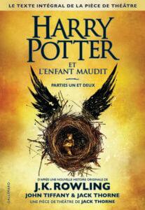 Harry Potter et l'Enfant Maudit (Photo : Gallimard Jeunesse)