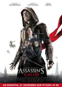 © 2016 Twentieth Century Fox and Ubisoft Motion Pictures. All Rights Reserved