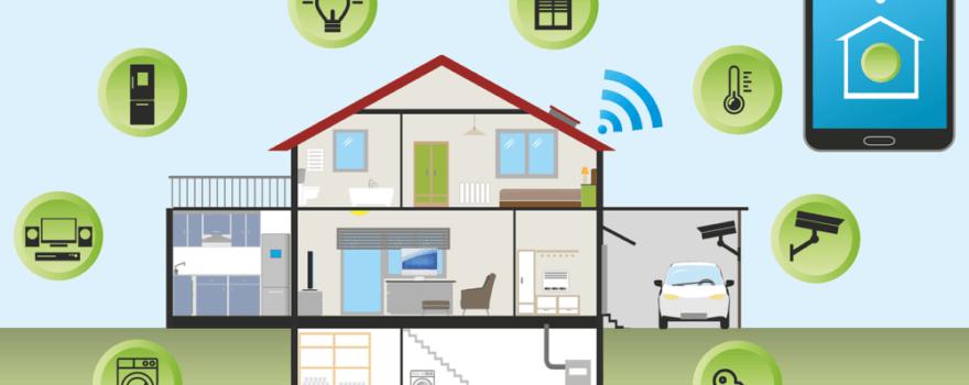 Smart Home (Grafik: Pixaline / pixabay.com)
