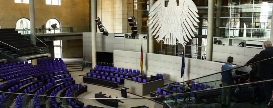 Bundestag (Foto: Richard Ley / pixabay.com)