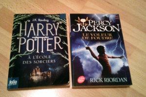 Percy Jackson VS Harry Potter