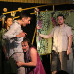 White Horse Theatre – A Shakespeare play at our school