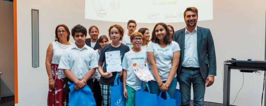 Camáleon beim DigiSAAR-Wettbewerb