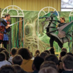 The Green Knight: another great performance from the White Horse Theatre!