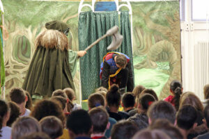 White Horse Theatre at DFG: The Green Knight