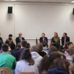 Podiumsdiskussion am DFG zum Deutsch-Französischen Tag