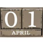 Le mot de la semaine : le 1er avril