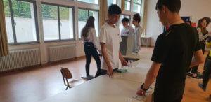 Europäische Jugendwahlen am DFGEuropäische Jugendwahlen am DFG