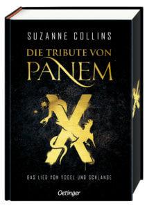 Das Lied von Vogel und Schlange – Suzanne Collins (Oetinger Verlag)