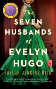 The Seven Husbands of Evelyn Hugo – Taylor Jenkins Reid (Simon & Schuster)