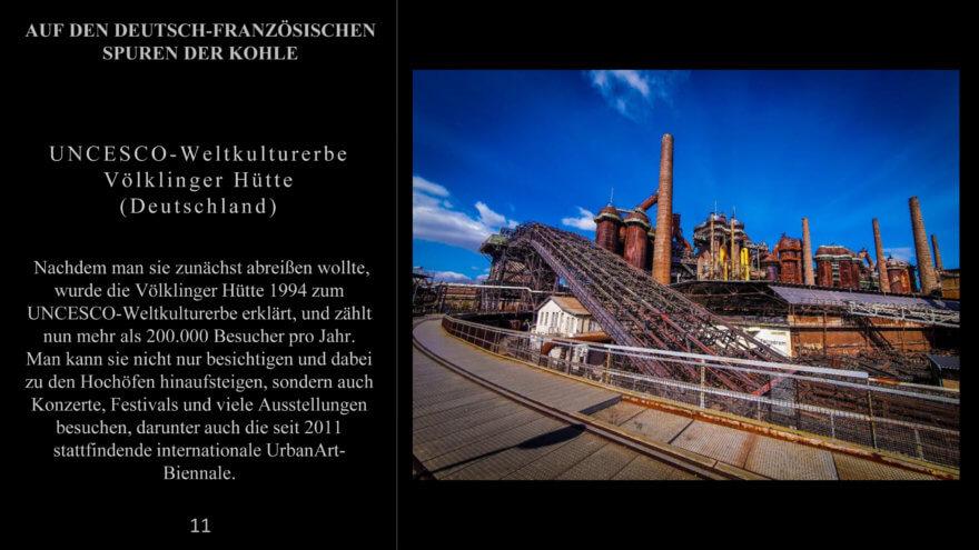 Max Ernst : Auf den deutsch-französischen Spuren der Kohle