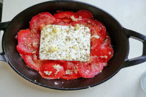 Feta-Tomaten