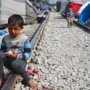 Flüchtlingslager Idomeni (Foto: Mario Fornasari, CC BY 2.0)